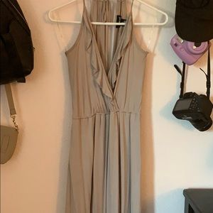 Maxi dress (full length)